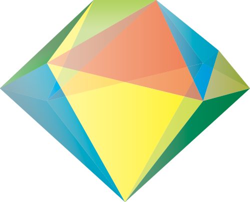 GeneLife's Diamond Logo