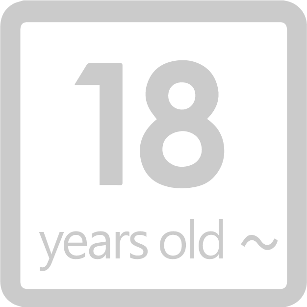18 years old or older